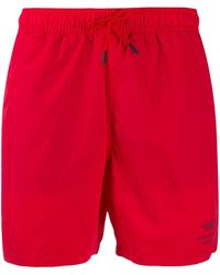 Hackett Amr Swim Shorts - Red