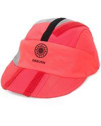 Raeburn Кепка Safety - Красный