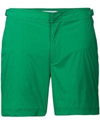 Orlebar Brown - Plain Swim Shorts - Lyst