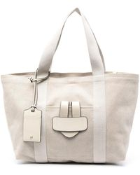 Tila March Сумка Simple Bag Среднего Размера - Естественный