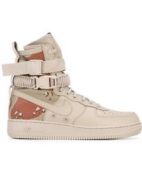 Nike Special Field Air Force 1 Sneakers - Gray