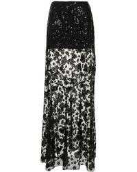 Macgraw Dorothea Tulle Skirt - Black
