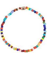 Luis Morais Star Pendant Bracelet - Multicolor