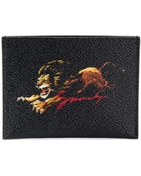 Givenchy - Logo Cardholder - Lyst