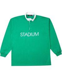 Stadium Goods Stadium Rugby ポロシャツ - グリーン
