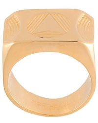 Northskull - 'kinetic' Ring - Lyst
