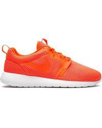 Nike Roshe One Hyp Br スニーカー - オレンジ