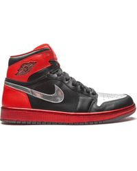 """Nike Air 1 Retro High """"legend Of The Summer"""" Trainers - Black"""