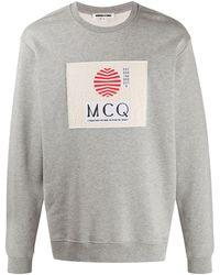 McQ - ロゴ スウェットシャツ - Lyst