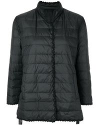 Ermanno Scervino | Button Padded Jacket | Lyst