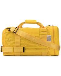 DIESEL - Sporty Detailing Duffel Bag - Lyst