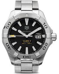 Tag Heuer Reloj Aquaracer Calibre 5 43mm - Multicolor