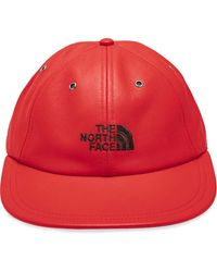Supreme Cappello da baseball x The North Face - Rosso