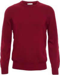 Browns Crew neck sweater - Rosso