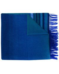 PS by Paul Smith - Tonal Tassel Trimmed Scarf - Lyst