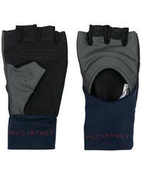 adidas By Stella McCartney Training Gloves - Black