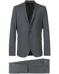 Les Hommes ツーピース スーツ - グレー