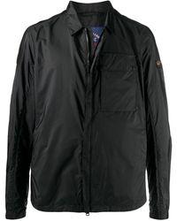Paul & Shark Легкая Куртка-рубашка - Синий