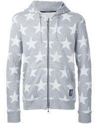 Guild Prime - Stars Print Hooded Jacket - Lyst