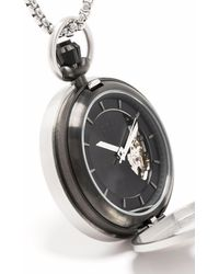 FOB PARIS R40 Pocket Watch - Metallic