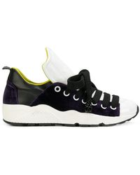NO KA 'OI - Colourblock Low Top Sneakers - Lyst