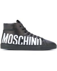 Moschino - ロゴ スニーカー - Lyst