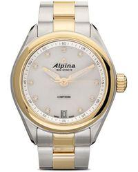 Alpina Comtesse 34mm - White