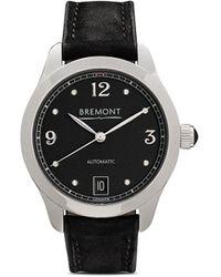 Bremont Solo-34 34mm - Black