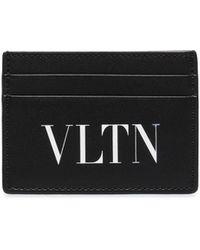 Valentino Vltn カードケース - ブラック