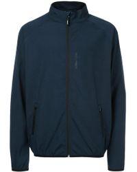 The Upside Core Jacket - Blue