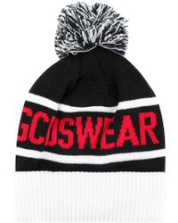 Gcds - Knitted Bobble Hat - Lyst