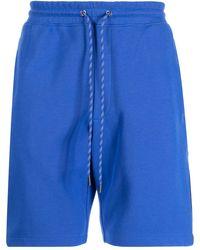 Michael Kors Shorts sportivi con coulisse - Blu