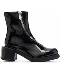 GmbH Riding Ankle Boots - Black