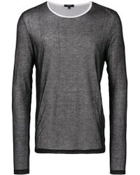 Unconditional - Layered Mesh Jumper - Lyst