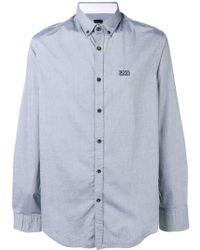 BOSS - Classic Logo Shirt - Lyst