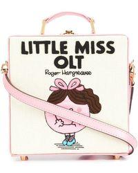 "Olympia Le-Tan - Sac à main ""Little Miss OLT"" - Lyst"