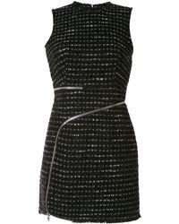 Alexander Wang ツイード ドレス - ブラック