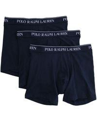 Polo Ralph Lauren ロゴ ボクサーパンツ セット - ブルー