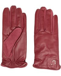 L'Autre Chose - Перчатки С Металлическим Логотипом - Lyst