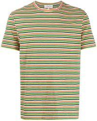 YMC ラウンドネック Tシャツ - グリーン