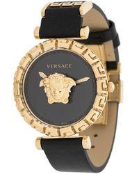 Versace Palazzo Empire グレカ 37mm 腕時計 - ブラック