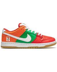 Nike X 7 Eleven Sb Dunk スニーカー - オレンジ