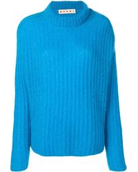 Marni - リブニット セーター - Lyst
