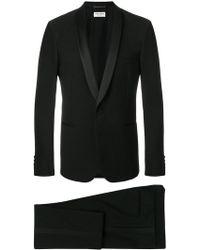 Saint Laurent | Formal Fitted Two-piece Suit | Lyst