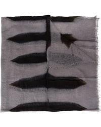 Suzusan - Printed Scarf - Lyst