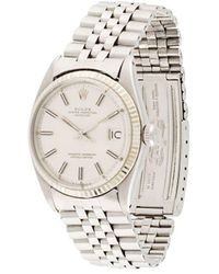 Rolex Pre-owned Oyster Perpetual Datejust 33mm - Metallic