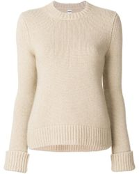 Khaite - Cashmere Knitted Sweater - Lyst