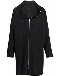 Givenchy パーカーコート - ブラック