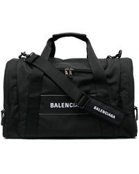 Balenciaga Sport Gym Bag - Black