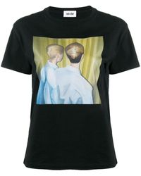 Each x Other X Amanda Wall Tシャツ - マルチカラー
